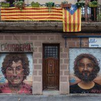 """Catalan Flags: Difference Between """"La Senyera"""" & """"L'Estelada"""""""