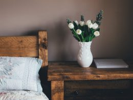 how-to-open-a-hostel-bedside-flowers