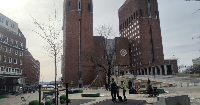 Slackline In Oslo: Free Public Slacklining Spots