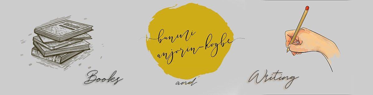 Bunmi Anjorin-Kogbe Books & Writing