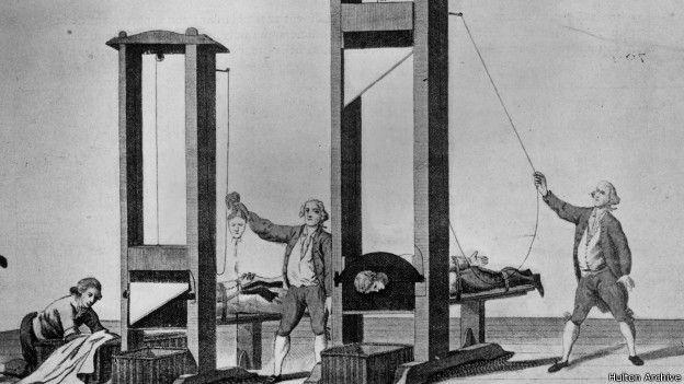 public executions fashion