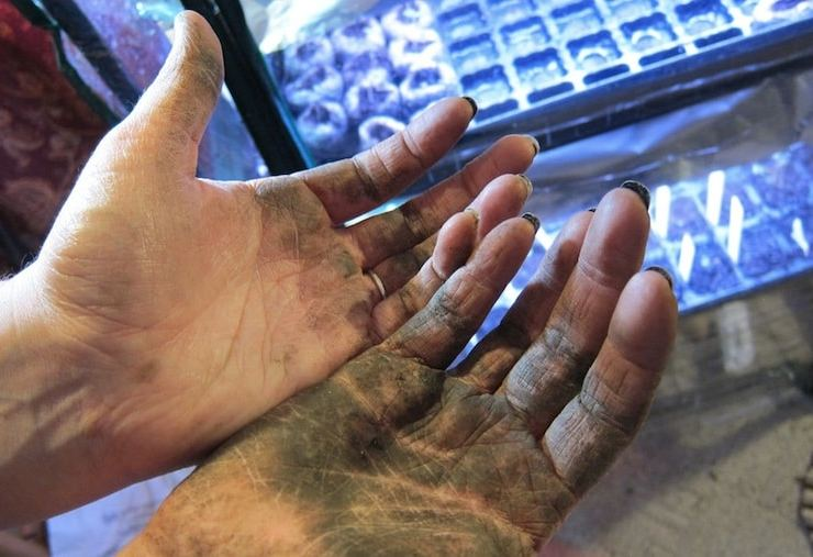 spring manicures