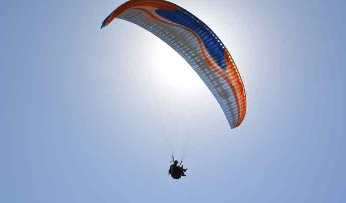 Building your first parachute