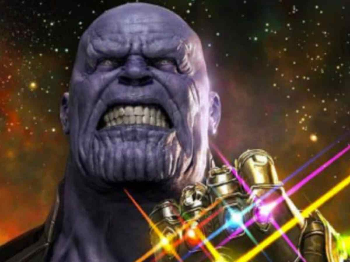 Thanos Fighting The Avengers Is Good For Your Spirit By Jason Shapiro