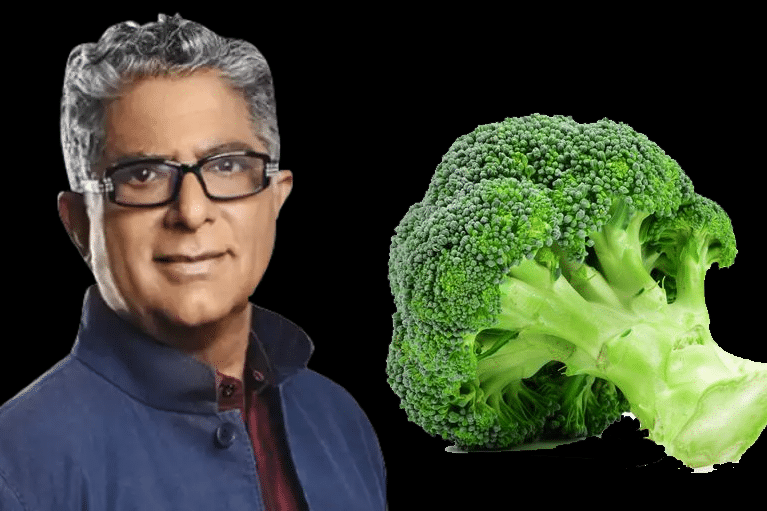 looking at deepak chopra