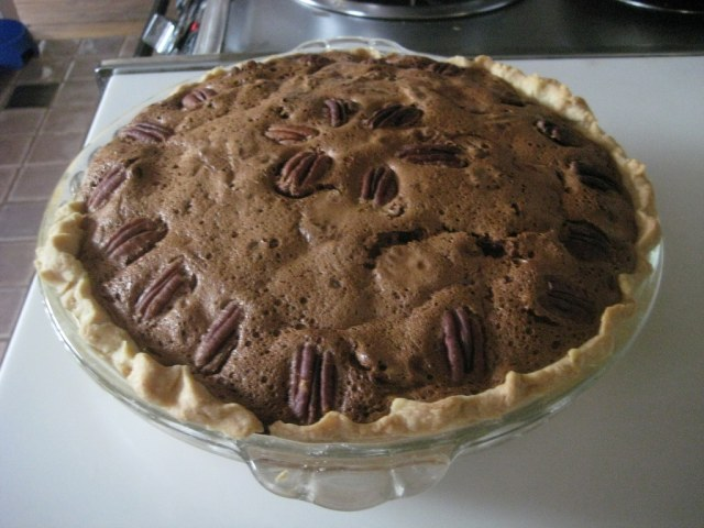 look at this pie