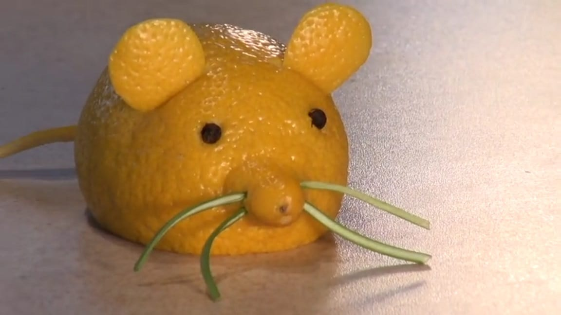 Fruit animals so adorable you ll keep them alive at all costs