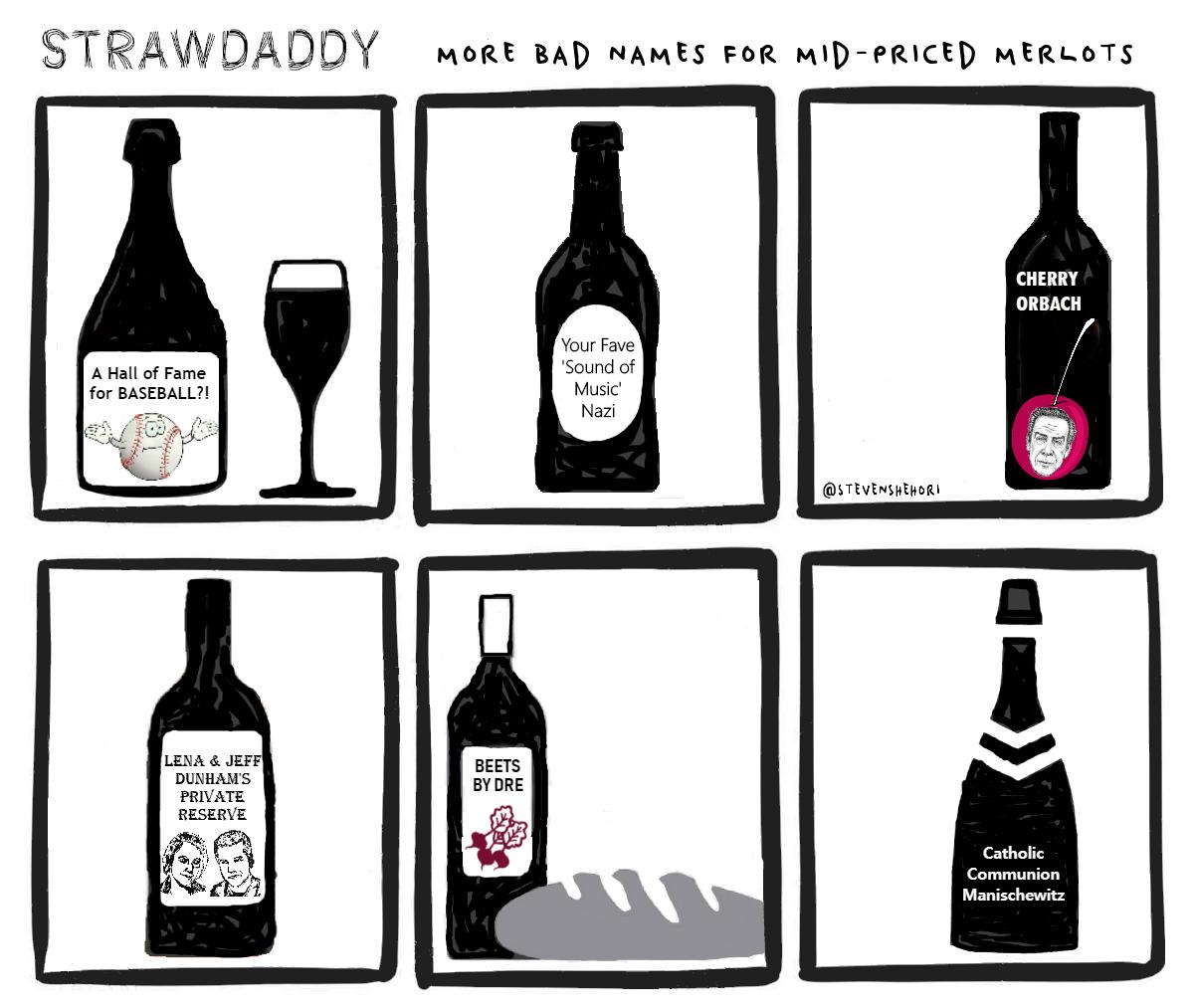 Steven Shehori's Strawdaddy