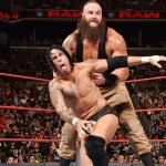fight Braun Strowman