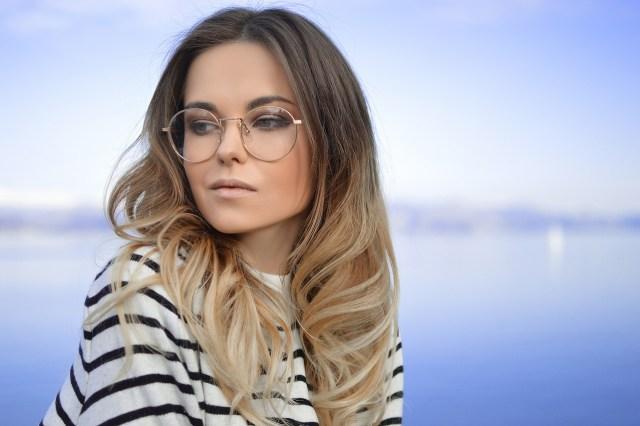 look hot in glasses