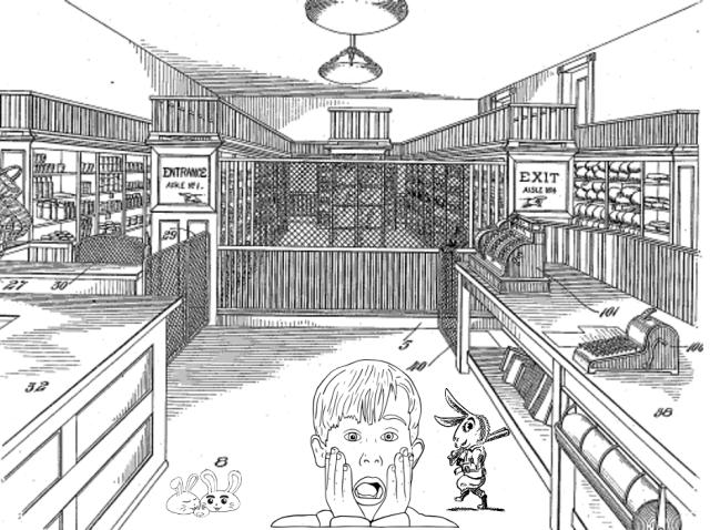 Bunny Ears Pop-up Shop