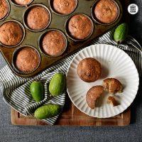 Gluten free Feijoa Muffins