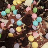 Easiest Easter Bark Recipe!