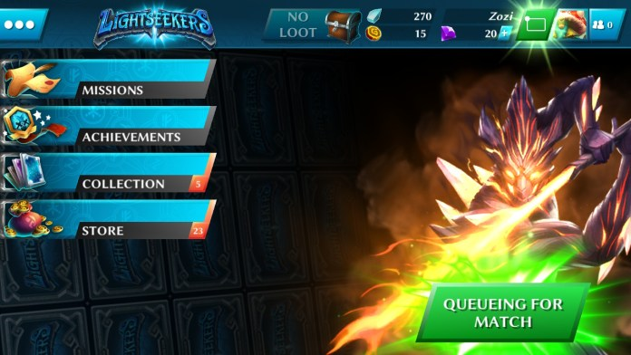 Review : Lightseekers - Great game, wrong platform