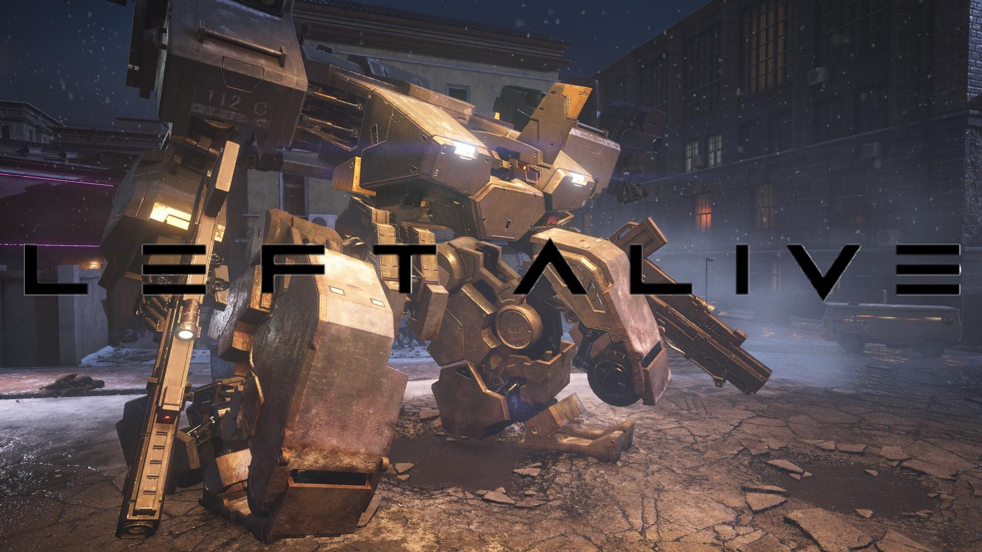 Review Left Alive Bunnygaming Com