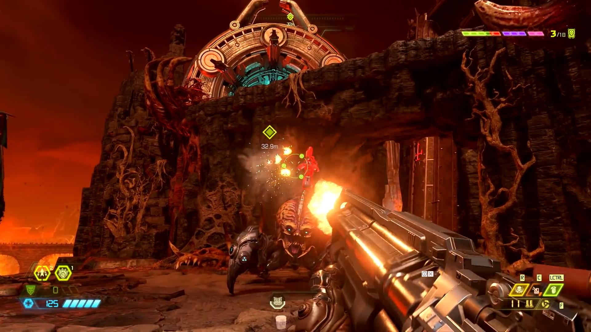 Doom Eternal Features New Gameplay Videos Bunnygaming Com