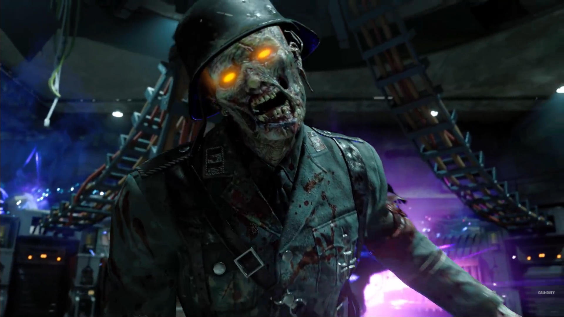 Call Of Duty Black Ops Cold War Zombies First Reveal Trailer Bunnygaming Com