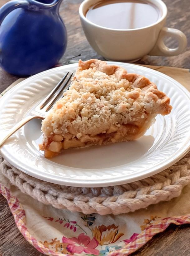 Dutch Apple Pie
