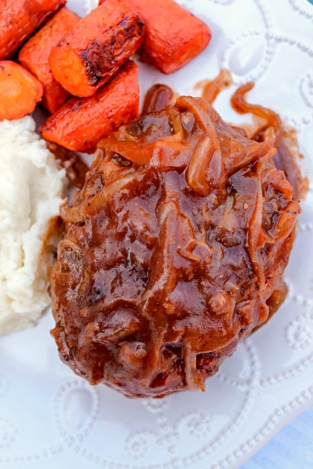 Incredible Salisbury Steak