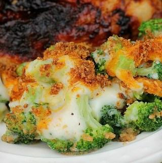 Broccoli Au Gratin