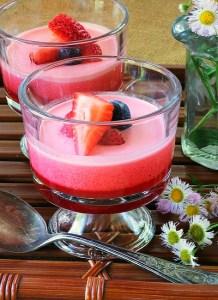 Berry Parfait