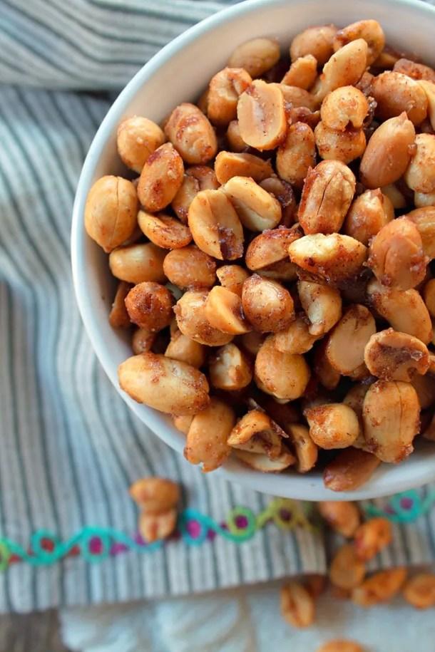 Toffee Peanut Snack