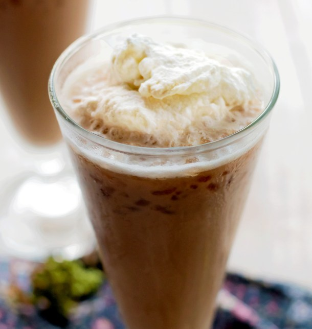 Hazelnut Coffee Cooler