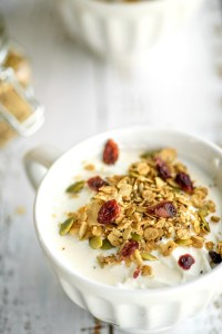 Homemade Nut Free Granola Recipe