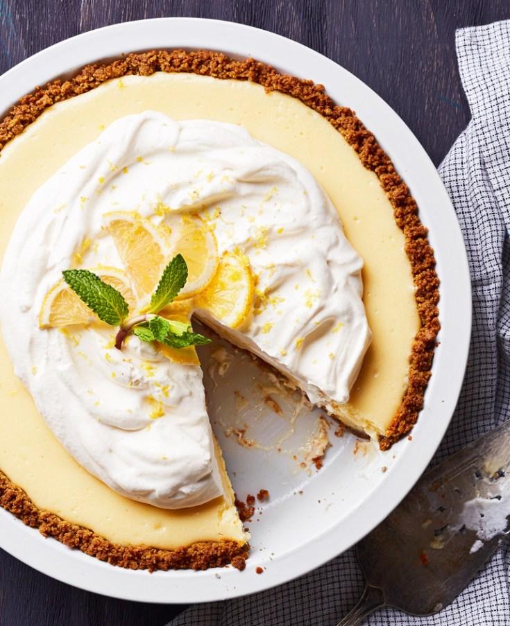Joanna Gaines' Lemon Pie