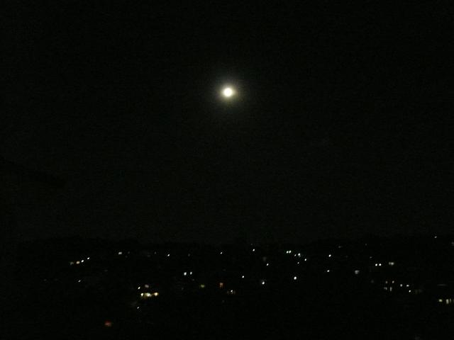 11月24日の満月