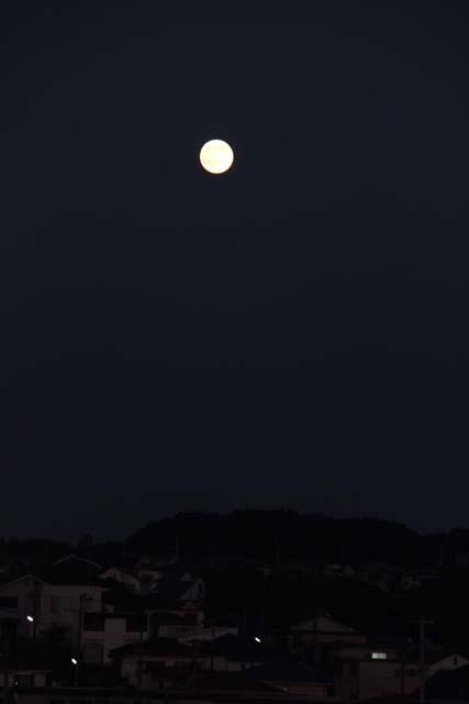 20091004の満月