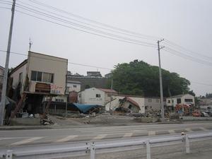 気仙沼エースポートの前1