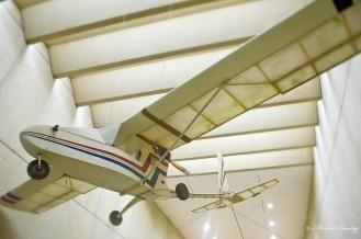 Bert Hinkler's Plane?, Queensland Cultural Centre Plane, South Bank, Brisbane