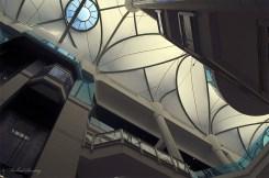 The Myer Centre, Queen Street Mall, Brisbane CBD