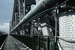 Story Bridge and City Skyline, Kangaroo Point Cliffs, Brisbane, Queensland