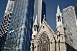 Cathedral of St Stephen, CBD, Brisbane, Queensland