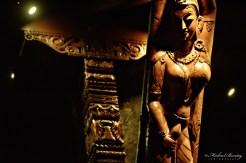 God/Goddess, Nepal Peace Pagoda, Parklands, South Bank, Brisbane, Queensland