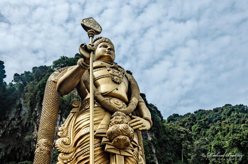 Lord Murugan, Batu Caves, Gombak, Selangor, Kuala Lumpur