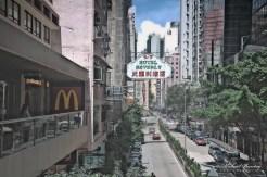 O'Brien Road, Wan Chai, Hong Kong.