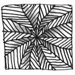 Zentangle Pattern Afterglo
