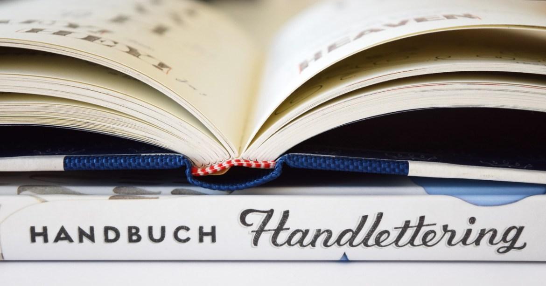 Handlettering Bücher