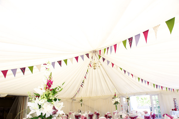 The Perfect Touch - Emma's Wedding Bunting (1/4)