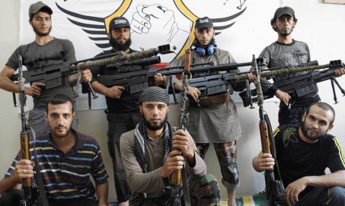 siria fsa aleppo