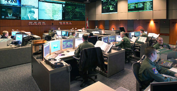 norad cheyenne mountain guerra nucleare