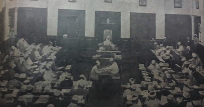 rohingya parlamento