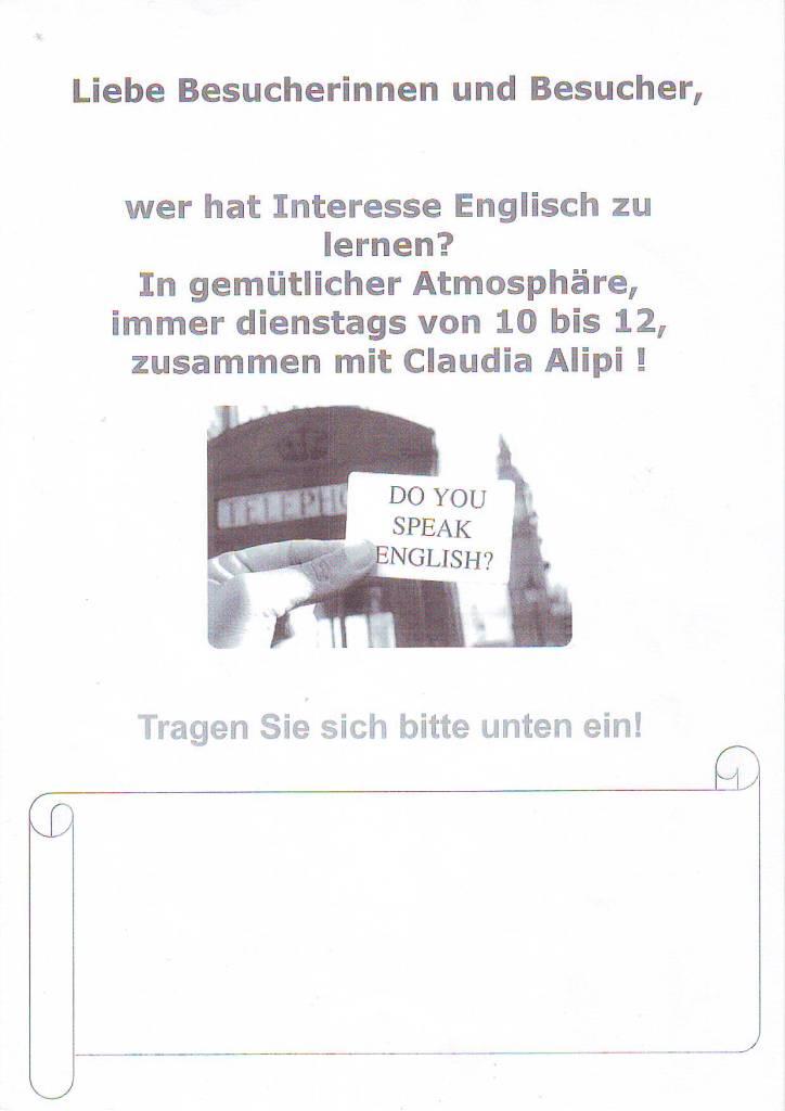 BS Info - Englishkurs 20160127 ©Pinel