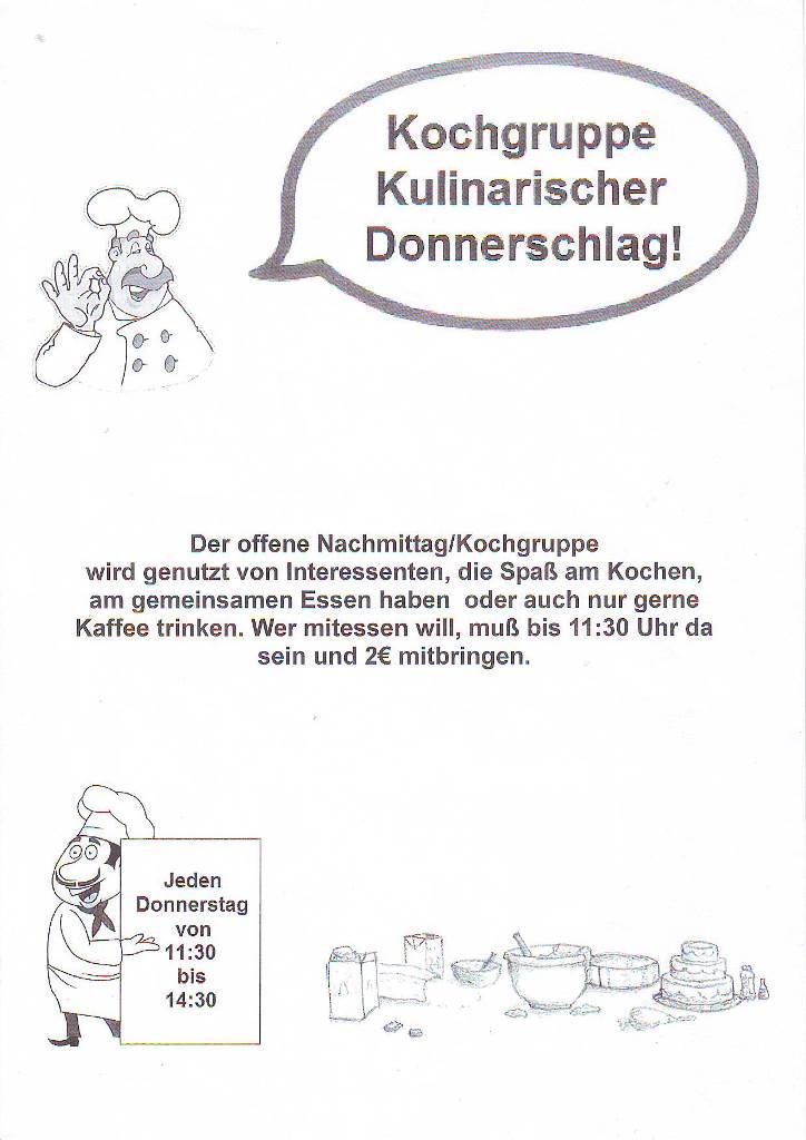 BS Info - Kulinarischer-Donnerschlag 20160127 ©Pinel