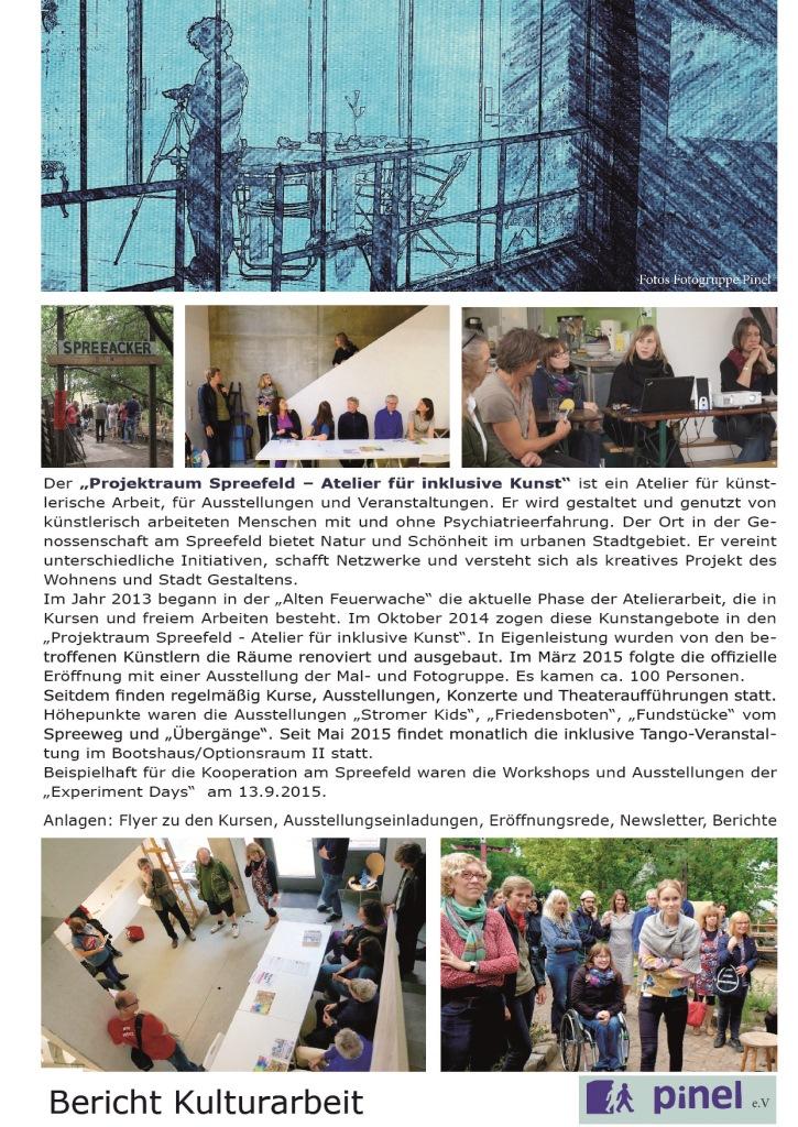 BS Info - Spreefeld-Kulturbericht 20151211 ©Pinel,U.Maegdefrau