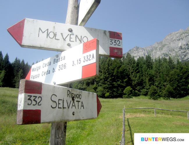 Malga di Andalo Alm, Molveno, Trentino