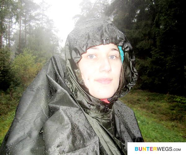 Am dritten Tag hat es nur geregnet * BUNTERwegs.com